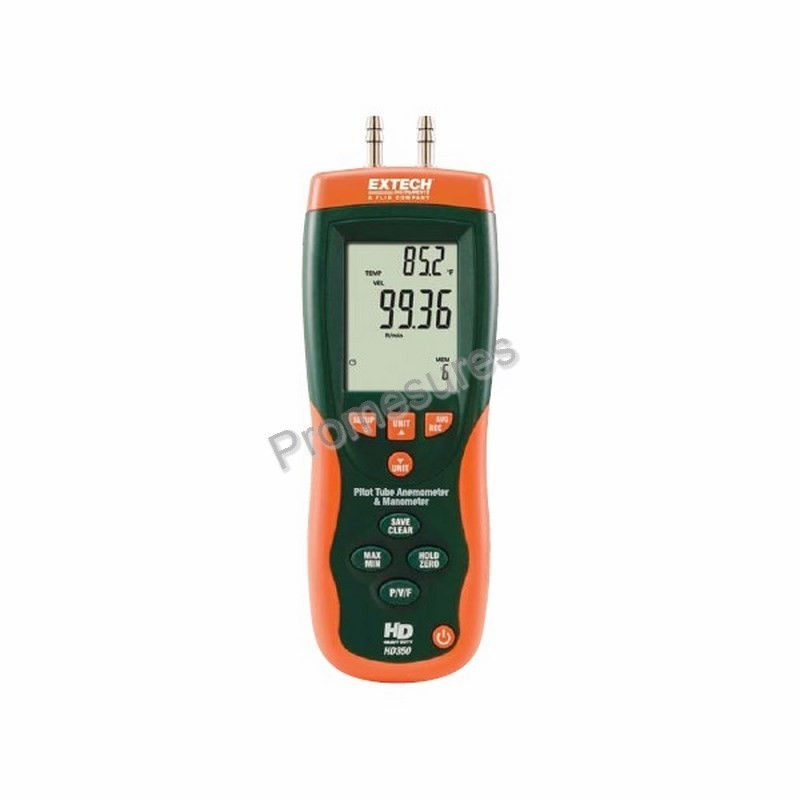 Thermo-Anémomètre Extech HD350