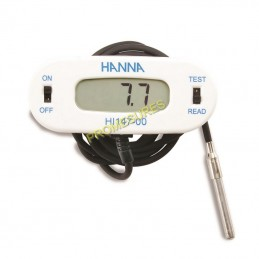 Hanna HI 147, Thermomètre à...