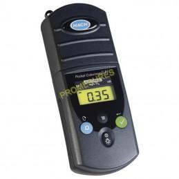 Colorimètre de poche Hach Lange pour Chlore, Dioxyde de chlore, Ozone