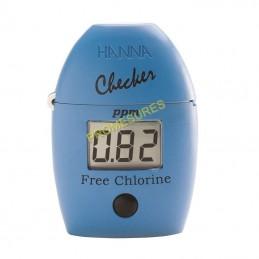 Photomètre de poche - Chlore libre - HANNA HI701 - Spécial Piscine