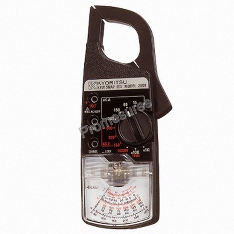 Pince de courant analogique Kyoritsu K2608A